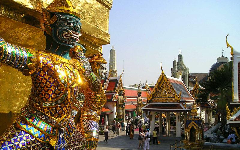 Temples in Bangkok, Thailand - Oceania Cruises
