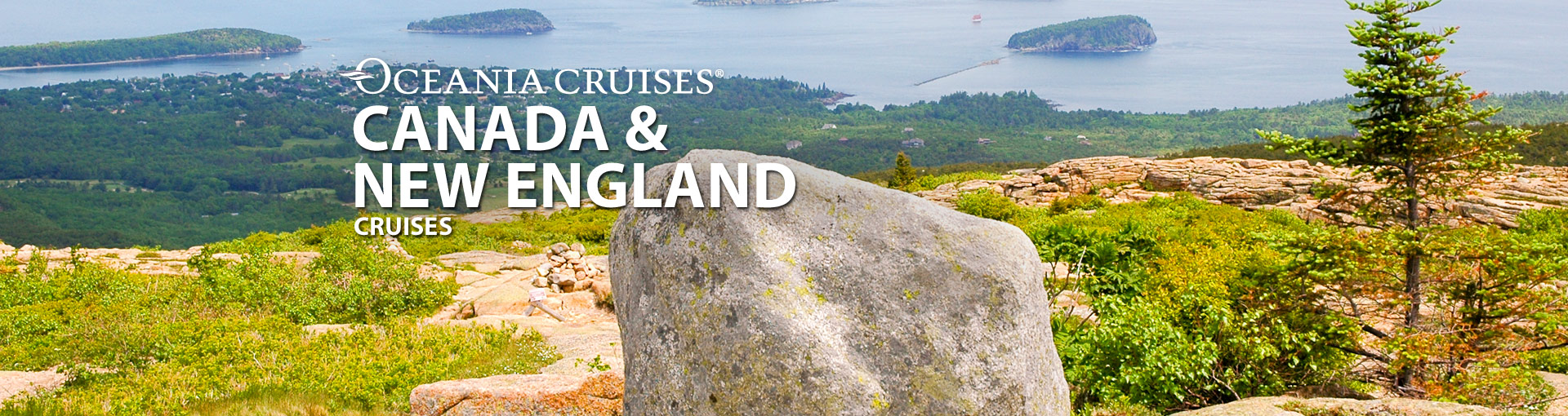 Oceania Cruises to Canada and New England