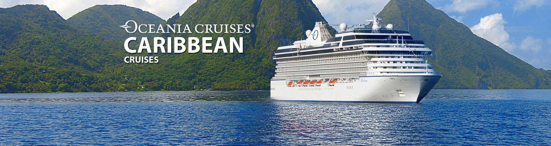 Oceania Cruises Caribbean Cruises