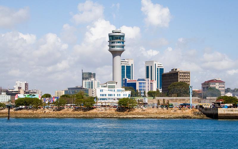 Dar es Salaam Waterfront Oceania Cruises Africa