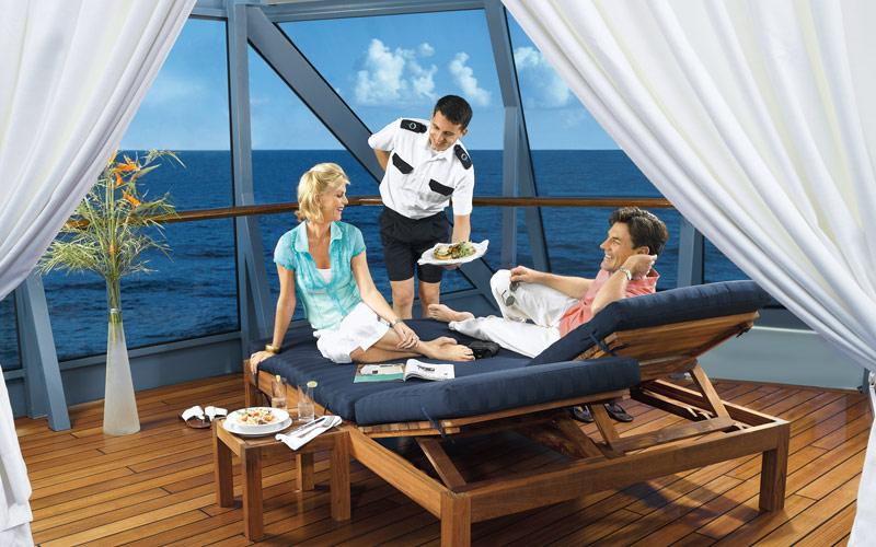 Oceania Cruises Insignia Sun Deck