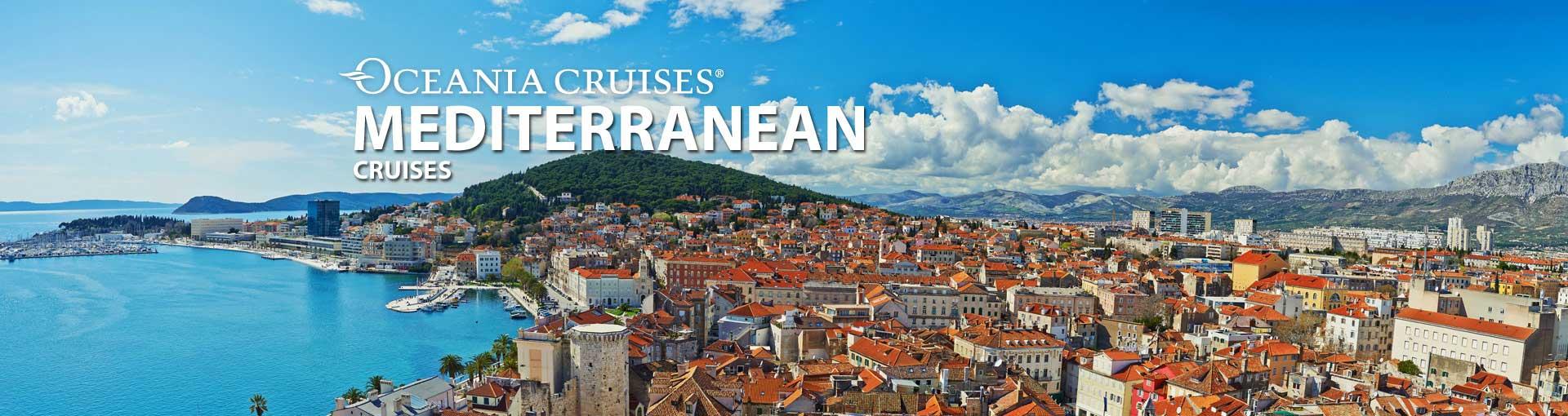Oceania Cruises Mediterranean Cruises