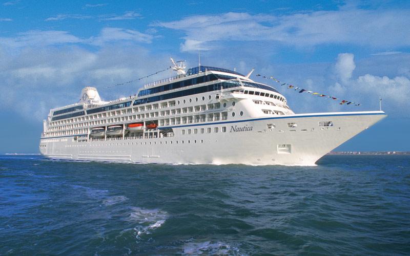Oceania Cruises Nautica exterior