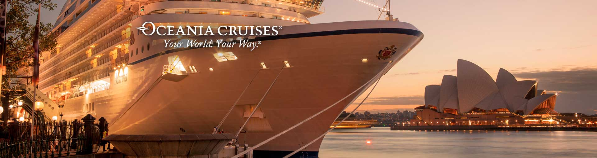 Oceania Cruises, 2017 and 2018 Cruise Deals, Destinations, Ships ...