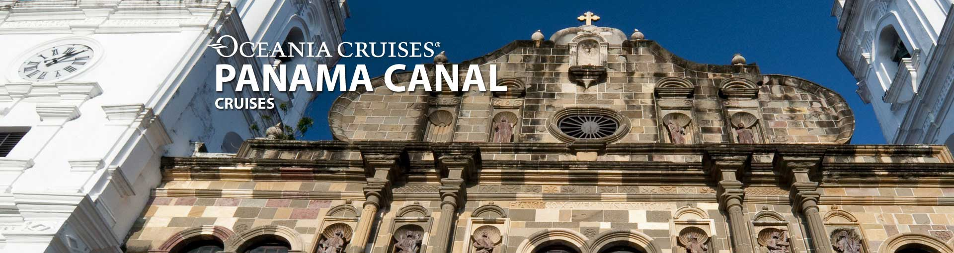 Oceania Cruises Panama Canal Cruises