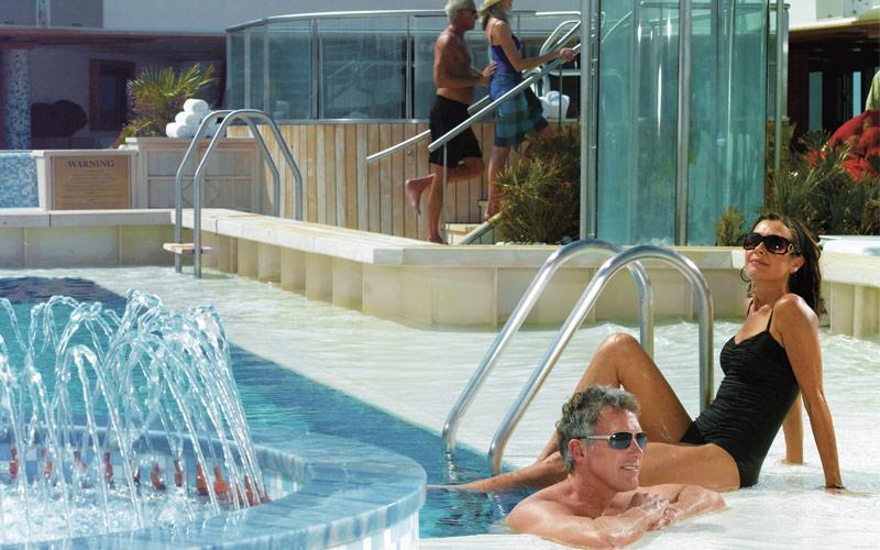 Oceania Cruises Riviera Marina Pool