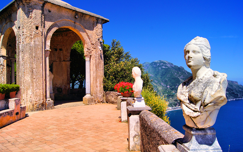 Ravello, Amalfi Coast, Italy Oceania Cruises World