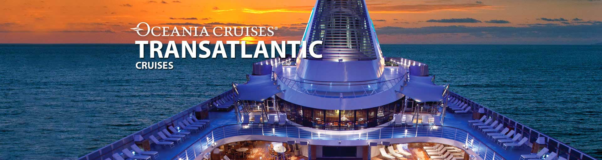 Oceania Cruises Transatlantic Cruises