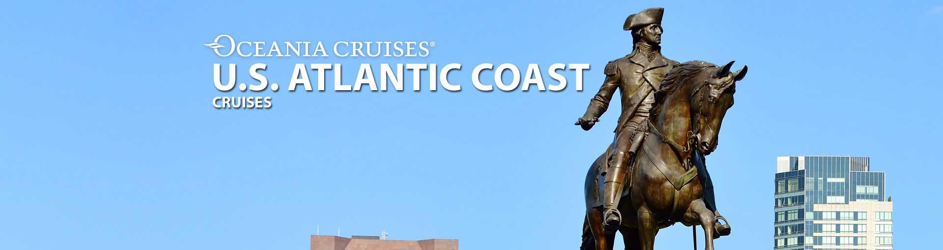 Oceania Cruises US Atlantic Coast Cruises