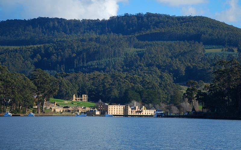 Port Arthur, Hobart, Tasmania Oceania Cruises