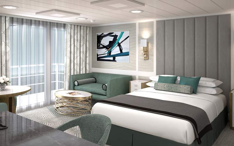 Oceania Sirena Penthouse