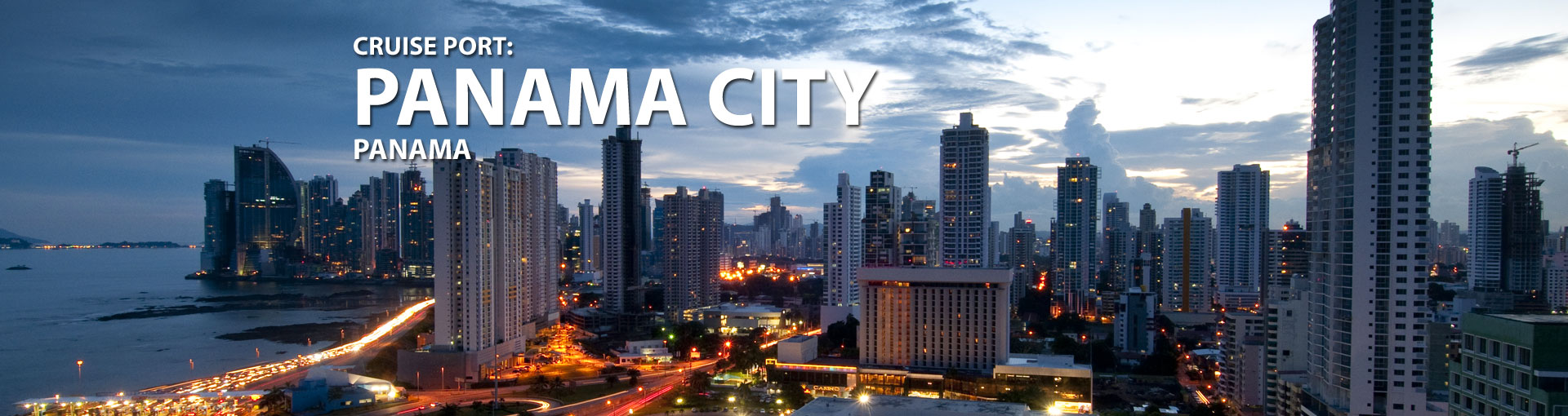 Cruises to Panama City, Panama