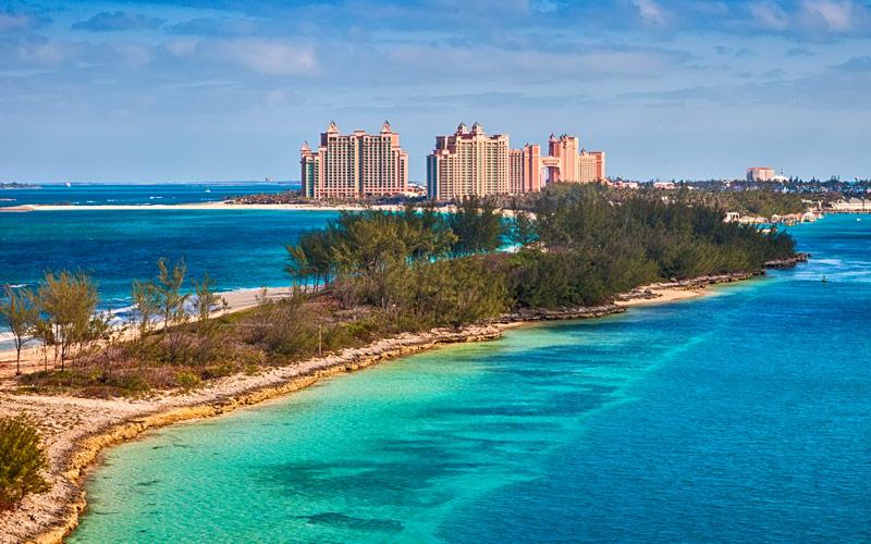 Paradise Island Nassau Bahamas