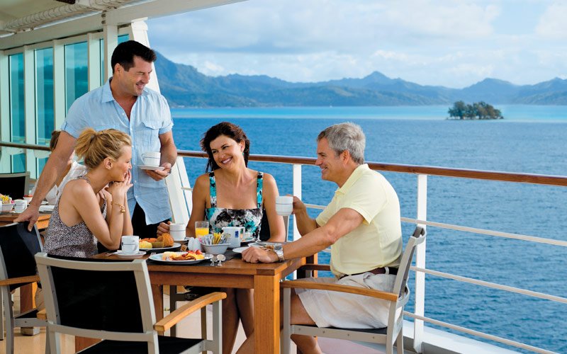 Paul Gauguin Cruises M/S Paul Gauguin Le Grill
