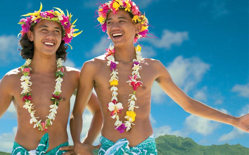 Tahitian Tribal Dance Paul Gauguin South Pacific