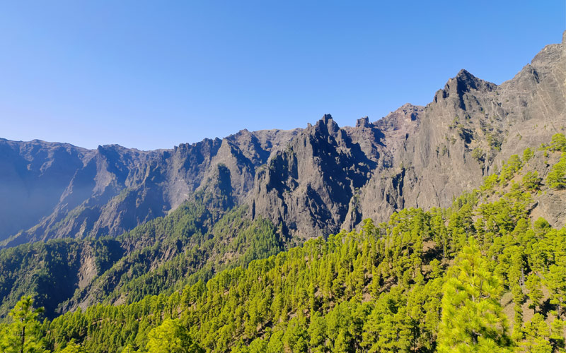 La Palma, Canary Islands Paul Gauguin Transatlanti