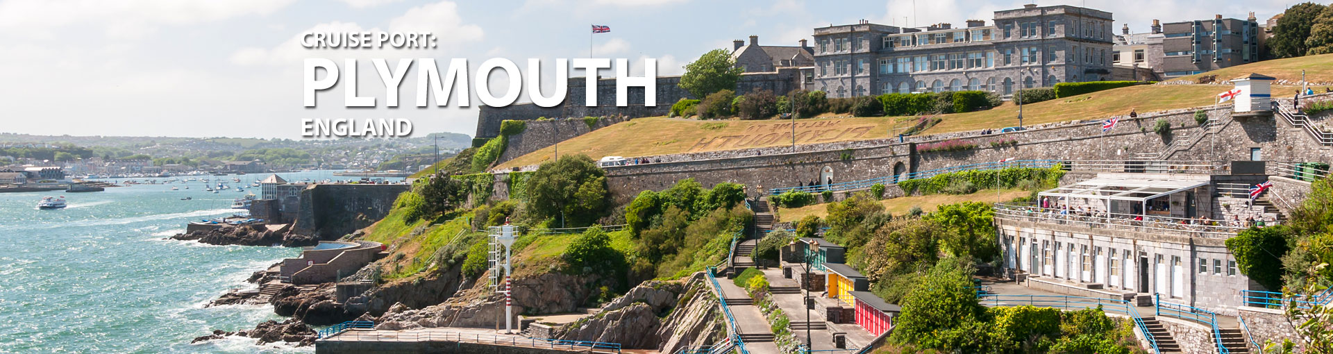 Cruises to Plymouth, England