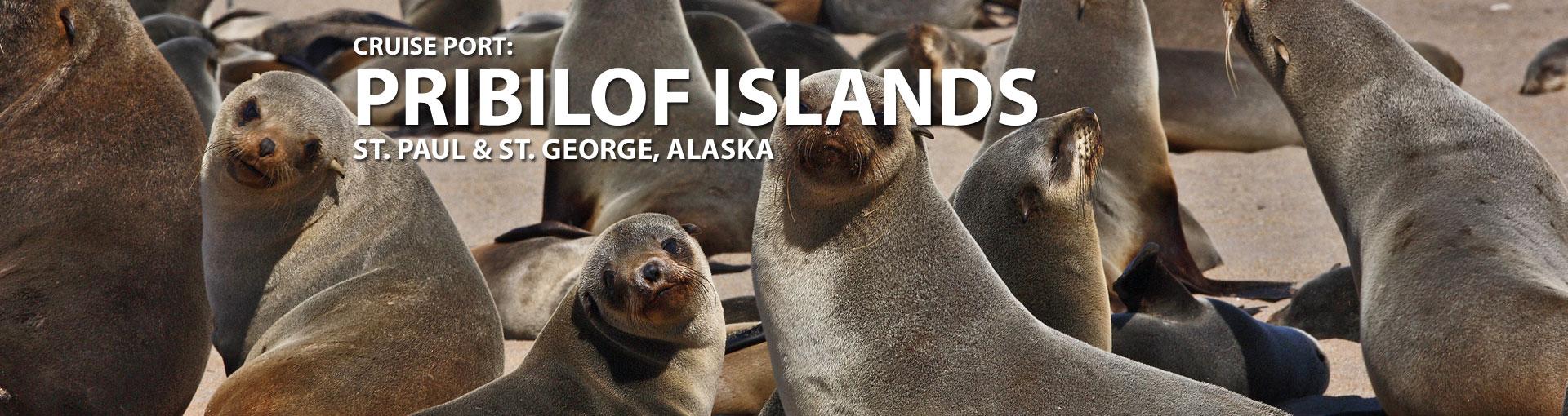 Pribilof Islands (St. Paul And St. George), Alaska