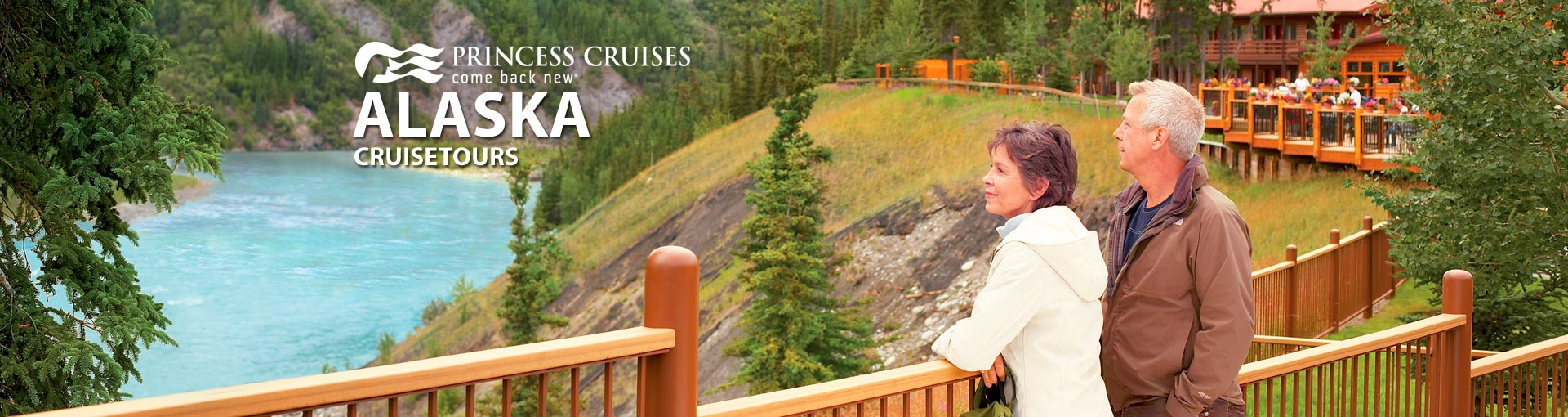 Princess Alaska Cruise Tours