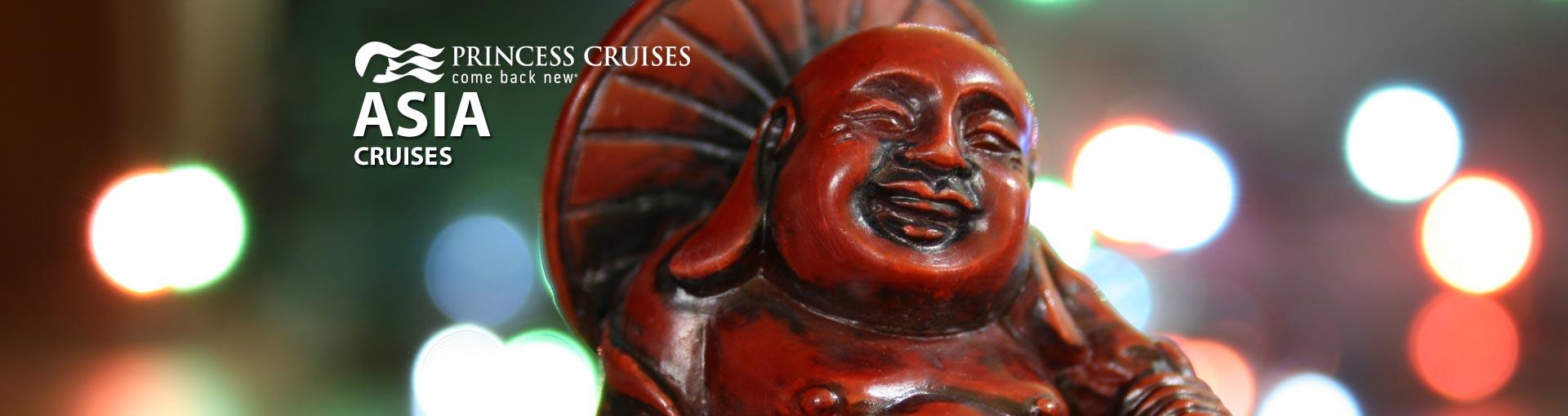 Princess Asia Cruises