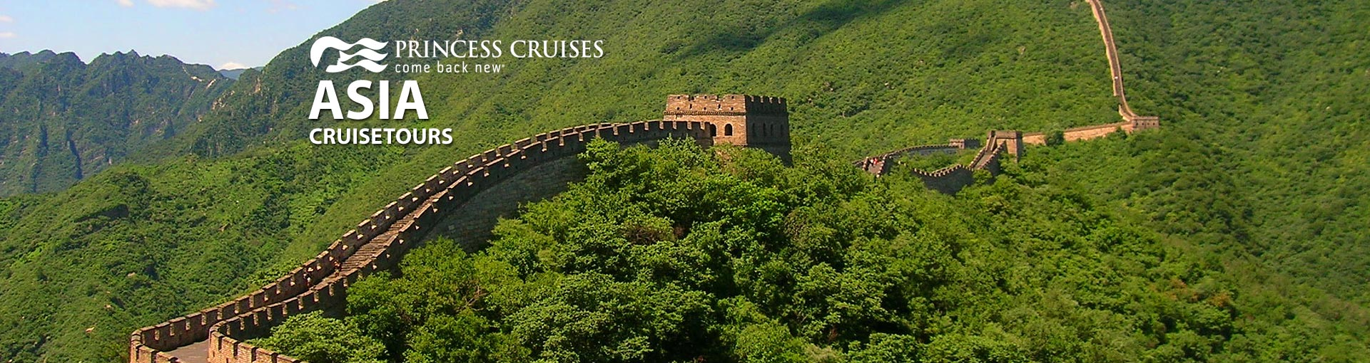 Princess Asia Cruise Tours