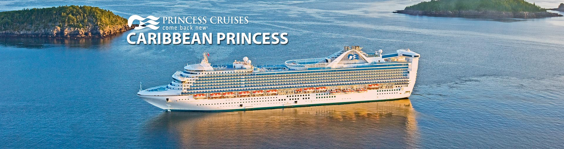 Caribbean Princess Cruise Ship And Caribbean Princess - Best small cruise ships caribbean