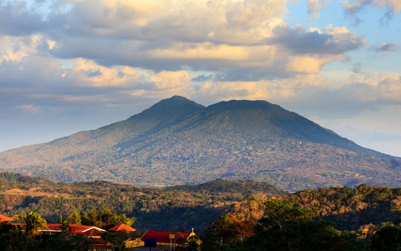 Mombacho volcano Nicaragua Princess Panama Canal