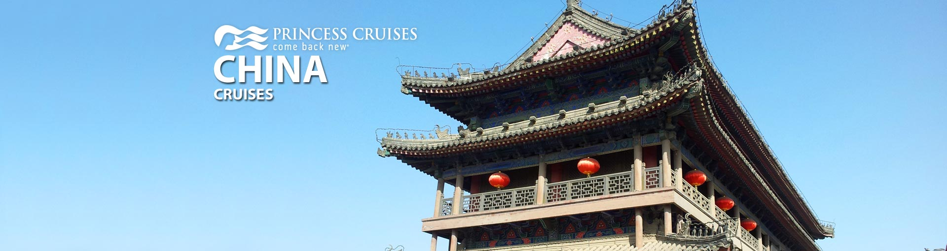 Princess Cruises China Cruises