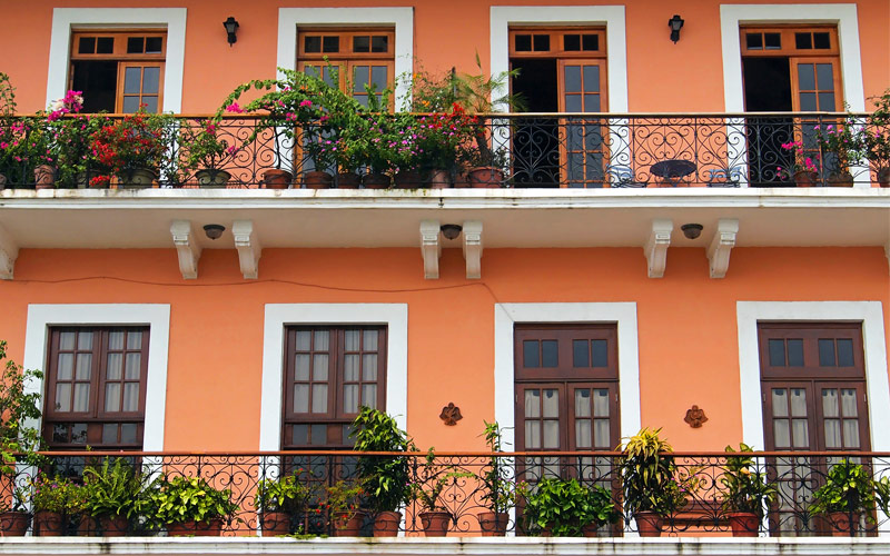 Colonial house in Casco Viejo Panama City Princess