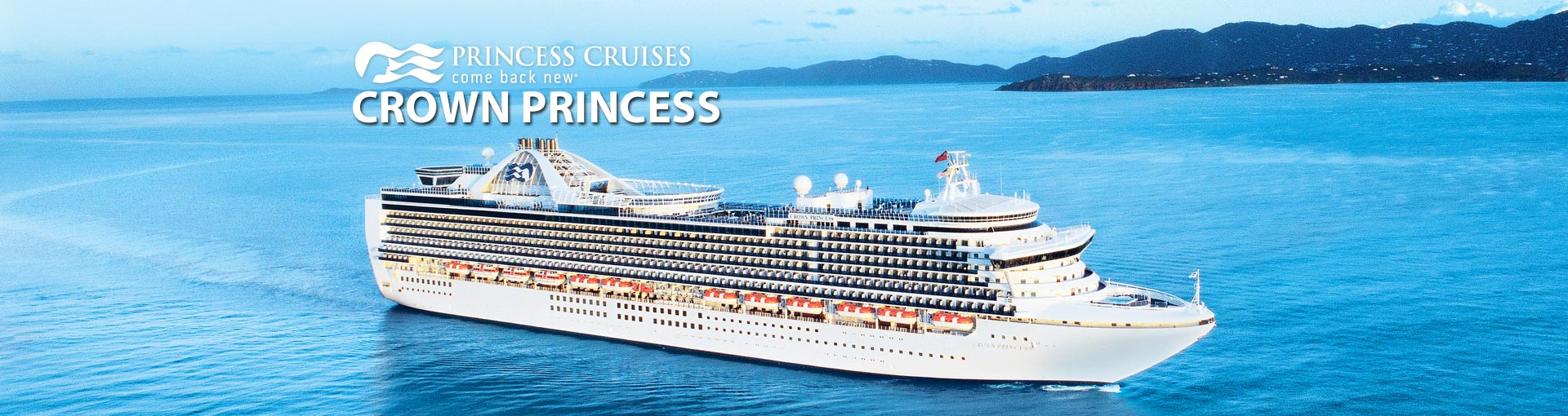 Princess Cruises Crown Princess cruise ship