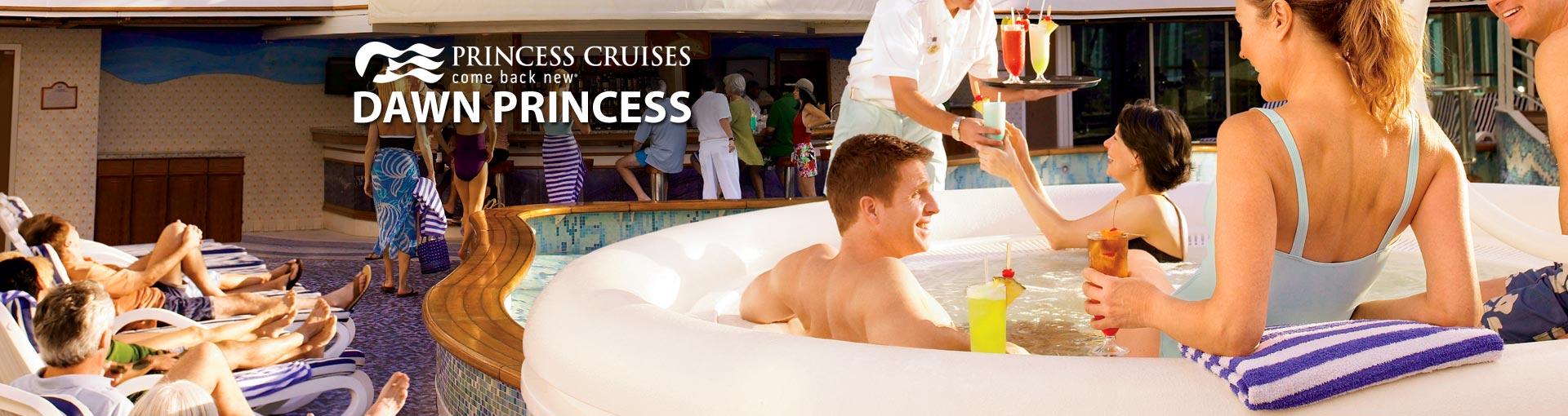 Princess Cruises Dawn Princess cruise ship