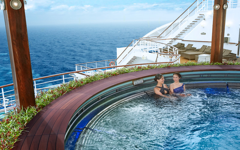 Diamond Princess Izumi Pool