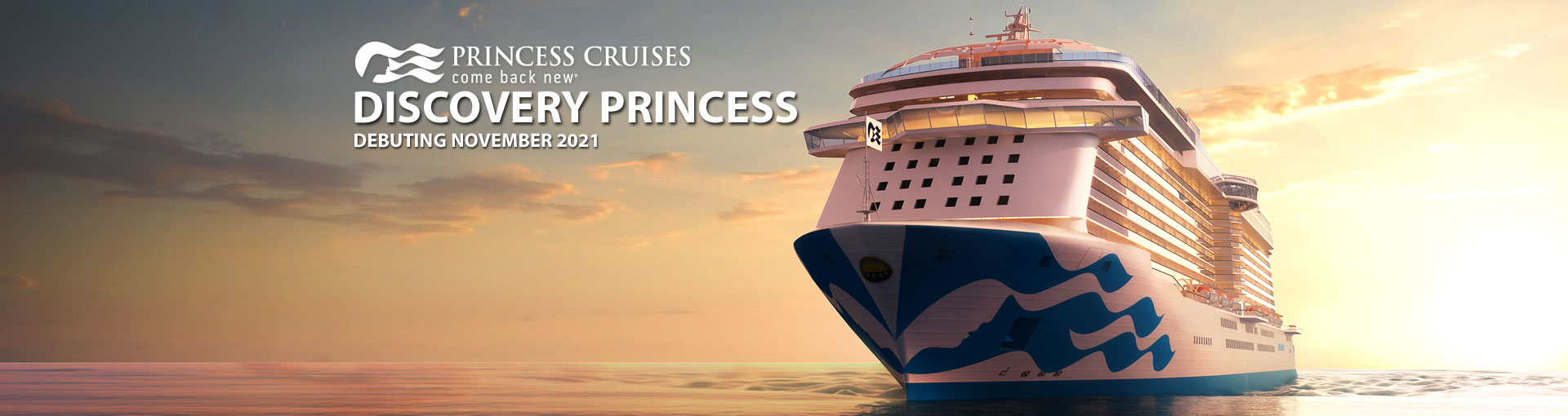 Princess Cruises Discovery Princess Cruise Ship