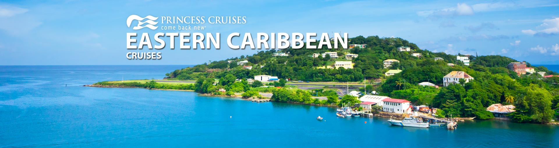 caribbean cruises 2017 and 2018 eastern caribbean princess cruises