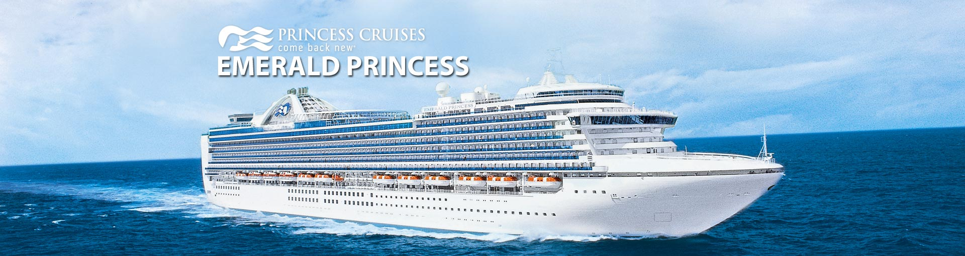 Princess Cruises Emerald Princess cruise ship