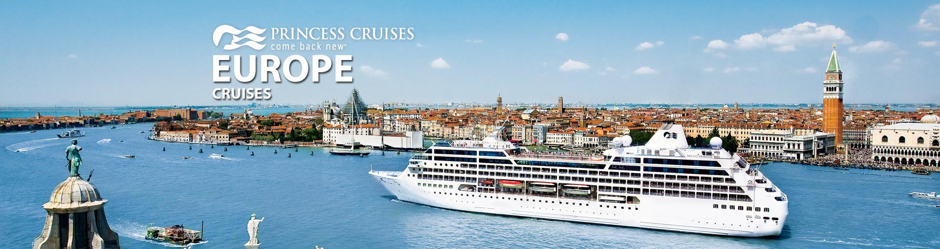 Princess Europe Cruises