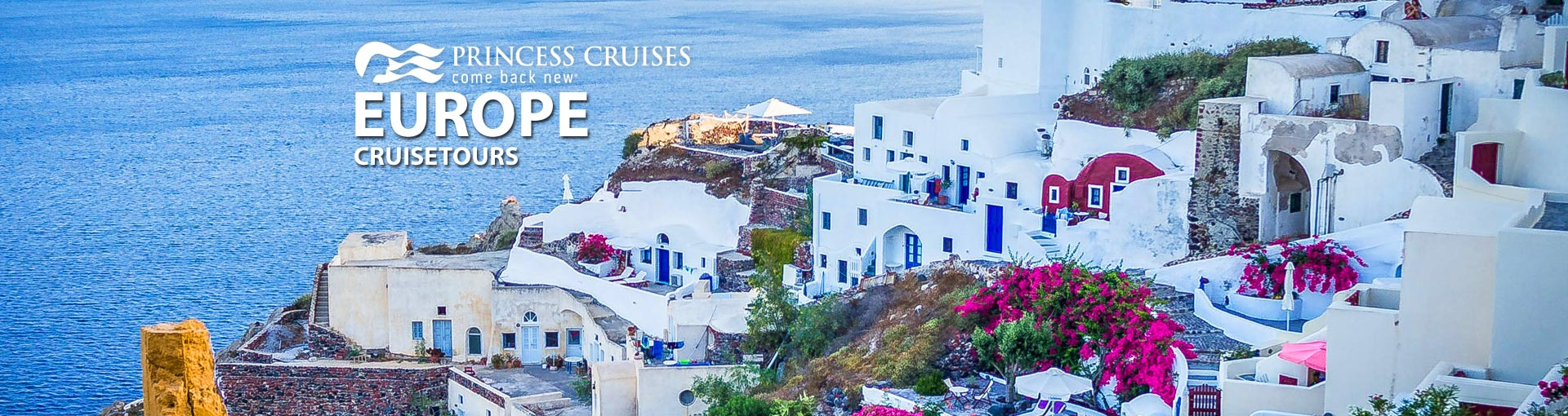 Princess Europe Cruise Tours