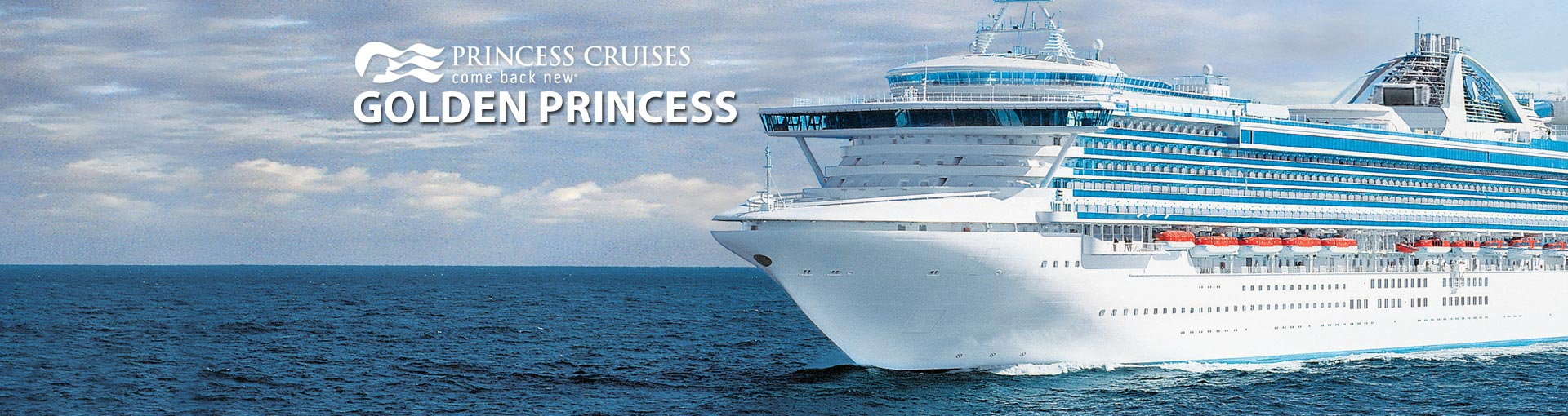 Princess Cruises Golden Princess cruise ship