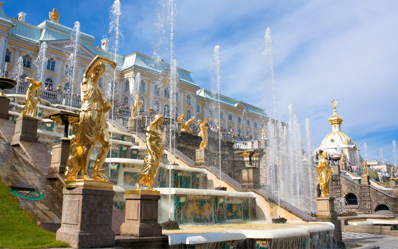 Peterhof Palace, Russia Princess Cruises Europe