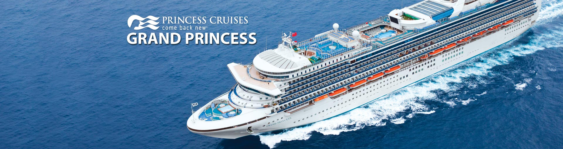 Princess Cruises Grand Princess cruise ship