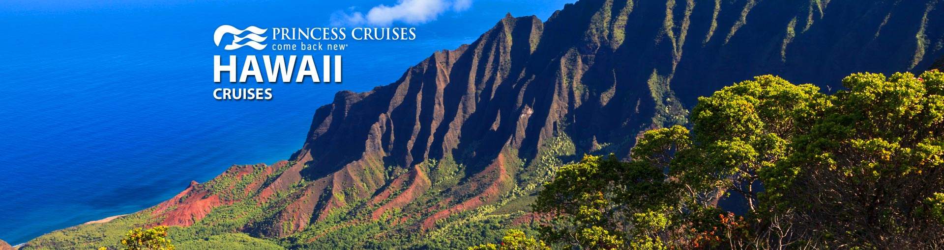 Princess Hawaii Cruises