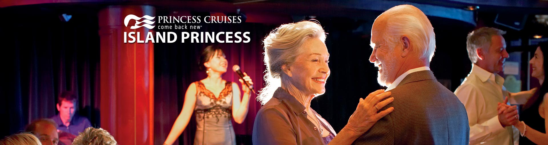 Princess Cruises Island Princess cruise ship