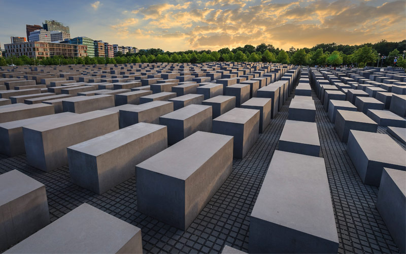 Jewish Holocaust Memorial Princess Transatlantic