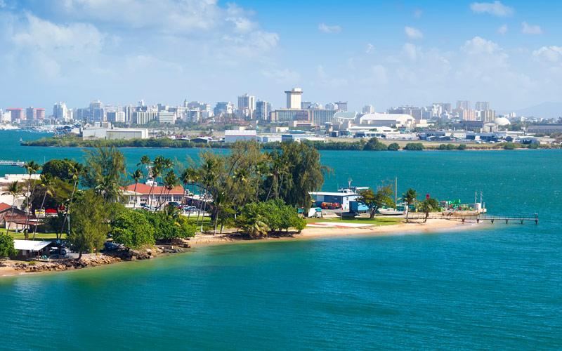 San Juan, Puerto Rico Princess Cruises Caribbean