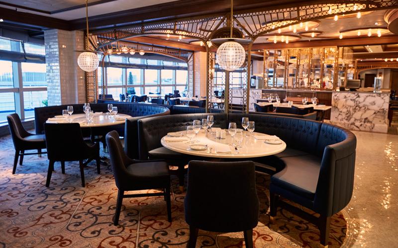 Majestic Princess La Mer Restaurant