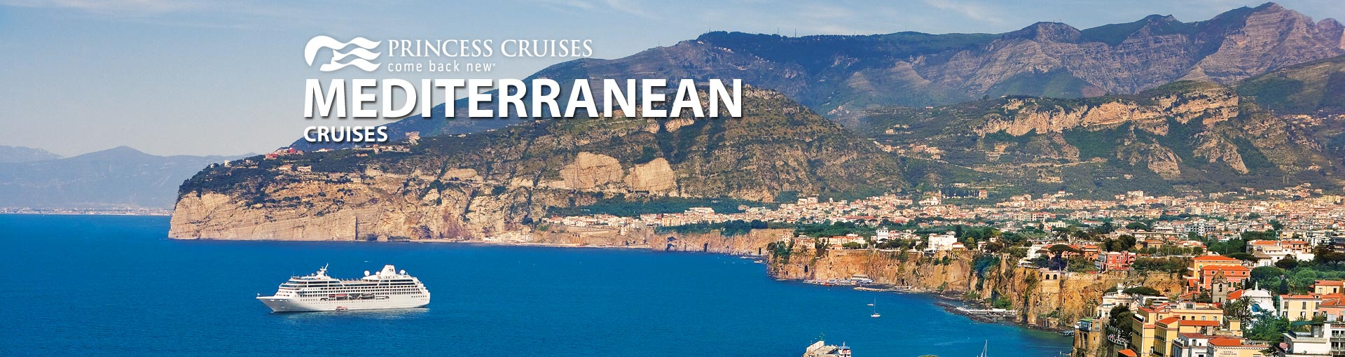 Princess Mediterranean Cruises 2018 And 2019