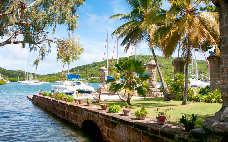 Falmouth, Antigua Princess Cruises Caribbean