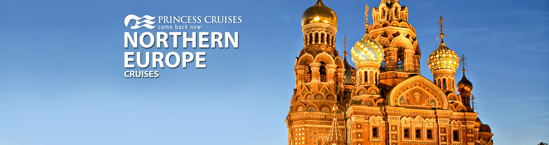 Princess Northern Europe Cruises
