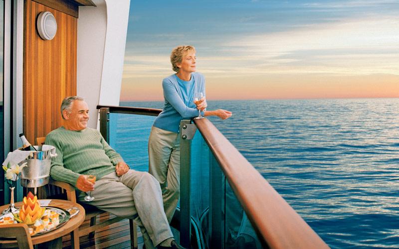 Ocean Princess Cruise Ship, 2019, 2020 And 2021 Ocean