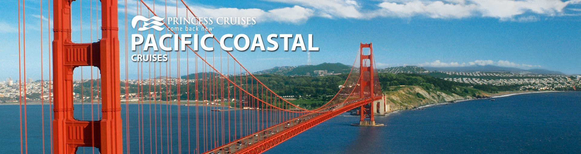 Princess Pacific Coast Cruises